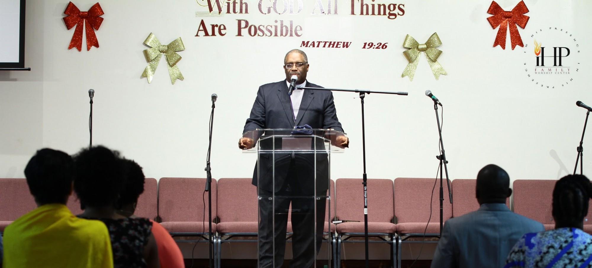 Pastor Leo Colon's Blog